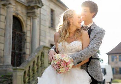 Hochzeitsvideo Schloss Hemhofen